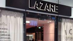 Lazare à Paris