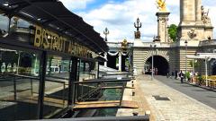 Bistrot Alexandre III à Paris
