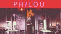 Philou à Paris