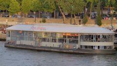 Vidéo - Restaurant Rosa Bonheur sur Seine - Paris