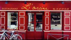 L'Ourcine à Paris