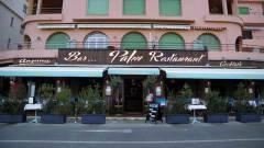 Palm restaurant à Villefranche-sur-Mer