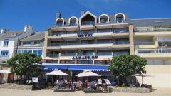 Hôtel L'Albatros à Quiberon