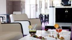 Restaurant de l'Hôtel Chapelle et Parc à Lourdes