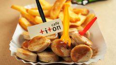 Le Café Titon à Paris