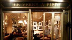 Le Verre à Pied à Paris