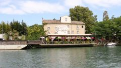 Restaurant La Guinguette du Vieux Moulin - Villeneuve-lès-Avignon