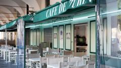 Café de Turin à Nice