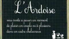 L'Ardoise à Grenoble