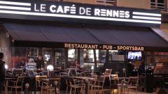 Restaurant Le Café de Rennes - Rennes
