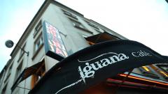 Iguana Café à Paris