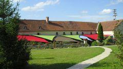 La ferme de Saint Sébastien à Charroux