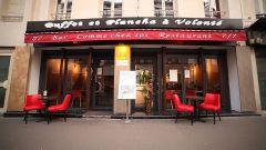 Restaurant Comme Chez Soi - Paris