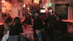 Restaurant Café Populaire - Bordeaux