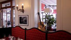 Café de France à Sainte-Maxime