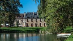L'Abbaye de la Bussière à Bussière-sur-Ouche