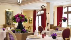 La Table du Connétable - L'Auberge du Jeu de Paume à Chantilly