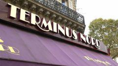 Le Terminus Nord à Paris