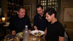 Restaurant La Robe et le Palais - Paris