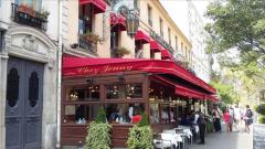 Chez Jenny à Paris