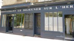 Le Déjeuner sur l'Herbe à Poitiers