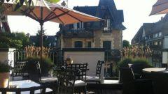 Café Marius à Deauville
