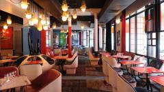 Café Etienne Marcel à Paris