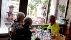 Restaurant Le Crillon - Murs