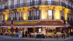 A la Frégate à Paris