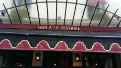A La Fontaine à Paris