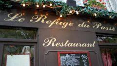 Le Refuge du Passé à Paris