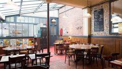 Café Moderne à Paris