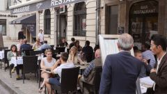 Brasserie Le Monge à Beaune