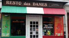 Resto des dames à Paris