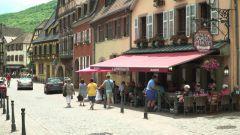 La Porte Haute à Kaysersberg
