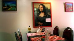 Mona Lisa à Apt