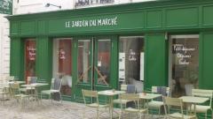 Le Jardin du marché à La Rochelle