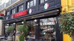 Le Stromboli à Saint-Étienne
