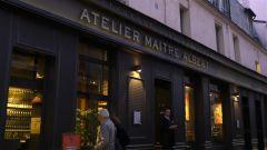 L'Atelier de maitre Albert à Paris
