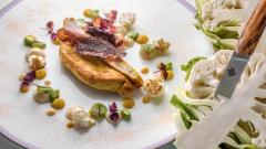 Restaurant Eden-Roc à Antibes