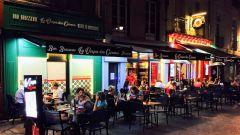 La Vespa des Carmes à Nantes