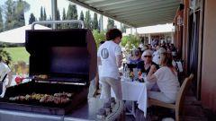 Bistrot du golf à Châteauneuf-Grasse