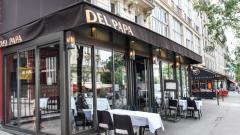 Del Papa à Paris