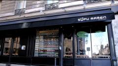 Supuramen avec Guy Savoy à Paris