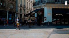 Cochon qui fume à Nantes