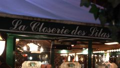 Restaurant La Closerie des Lilas - Paris