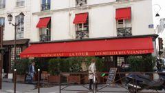 Restaurant La Tour - Versailles