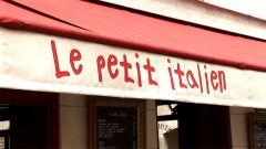 Vidéo - Restaurant Le Petit Italien - Paris