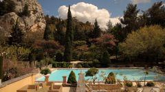 L'Oustau de Baumanière à Baux-de-Provence