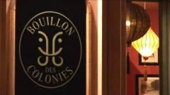 Bouillon des colonies à Paris